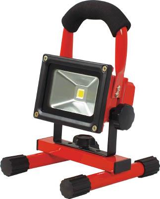 [日動]日動 充電式LEDライトチャージライトミニ BAT5WL1PSR[工事用品 作業灯・照明用品 投光器 日動工業(株)]【TC】【TN】