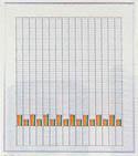 【取寄】[日本統計機]日本統計機 小型グラフSG316 SG316[オフィス住設用品 OA・事務用品 オフィスボード 日本統計機(株)]【TC】【TN】