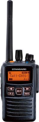 [スタンダード]スタンダード ハイパワーデジタルトランシーバー VXD20[環境安全用品 安全用品・標識 トランシーバー 八重洲無線(株)]【TC】【TN】