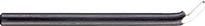 【NOGA】D66スクレーパーブレード(1 BD6610【TN】【TC】【面取り工具】