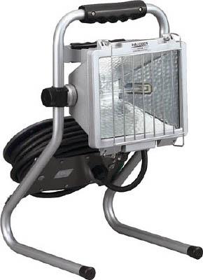 [ハタヤ]ハタヤ 防雨型ドラムスタンドハロゲンライト 500W 100V電線7m PHD507N[工事用品 作業灯・照明用品 投光器 (株)ハタヤリミテッド]【TC】【TN】