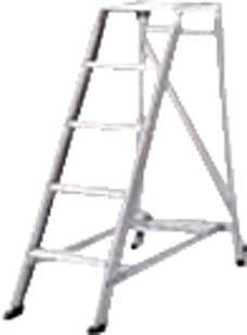 [ハセガワ]ハセガワ ライトステップDA型 150 DA150[工事用品 はしご・脚立 作業用踏台 長谷川工業(株)]【TC】【TN】