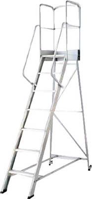 【取寄】[ハセガワ]ハセガワ ライトステップDA型 210 DA210[工事用品 はしご・脚立 作業用踏台 長谷川工業(株)]【TC】【TN】