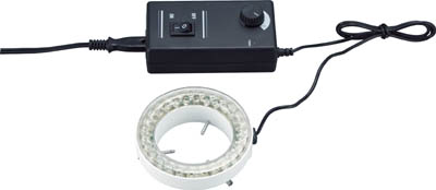 【TRUSCO】顕微鏡オプション LEDリング照明装置 TRL-54【TN】【TC】【顕微鏡用品/顕微鏡/測定機器/トラスコ中山】