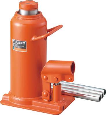 【TRUSCO】油圧ジャッキ20トン TOJ-20【TN】【TC】【油圧ジャッキ/ジャッキ/油圧工具/トラスコ中山】