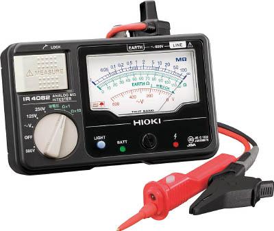 [HIOKI]HIOKI アナログオームハイテスタ IR408211[生産加工用品 計測機器 電気測定器・テスタ 日置電機(株)]【TC】【TN】