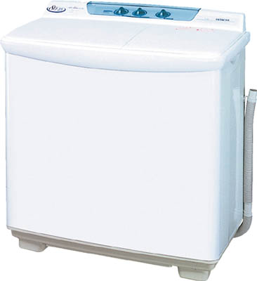[日立]日立 日立2槽式洗濯機 PS80SW[環境安全用品 清掃用品 洗濯用品 (株)日立製作所]【TC】【TN】