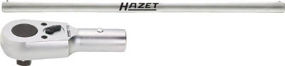 [HAZET]HAZET ラチェットハンドル(スタンダード小判型ヘッド・高負荷タイプ) 差込角 10162[作業用品 作業灯・照明用品 照明器具 HAZET社]【TC】【TN】