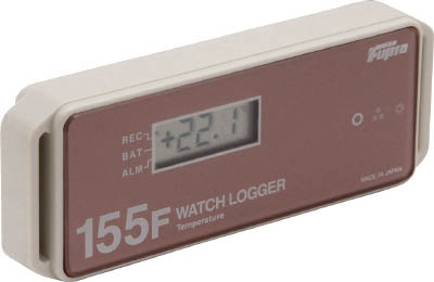 [Fujita]Fujita 表示付温度・衝撃データロガー(フェリカタイプ) KT195F[生産加工用品 計測機器 温度計・湿度計 (株)藤田電機製作所]【TC】【TN】