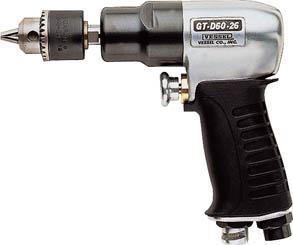 【ベッセル】エアードリルピストル型GTD60-26 GT-D60-26【TN】【TC】【エアインパクトドライバー・エアドリル/エアドライバー/空圧工具/ベッセル】
