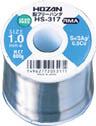 【HOZAN】鉛フリーハンダ 1.0mm/800g HS-317【TN】【TC】【糸はんだ/はんだ/電気・電子関連用品/ホーザン】