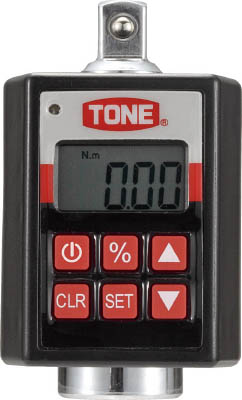 [TONE]TONE ハンディデジトルク H3DT135[生産加工用品 計測機器 トルク機器 TONE(株)]【TC】【TN】