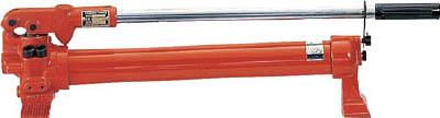 [マサダ]マサダ 2スピード手動油圧ポンプ 700CC MP1W[物流保管用品 ジャッキ・ウインチ ポンプ式ジャッキ (株)マサダ製作所]【TC】【TN】