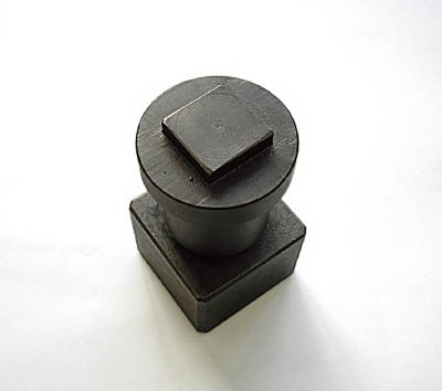 [MIE]MIE 長穴ポンチ(昭和精工用)18X30mm MLP18X30S[作業用品 梱包結束用品 ポンチ (株)ミエラセン]【TC】【TN】