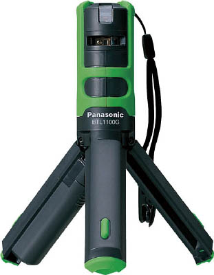 [Panasonic]パナソニック Panasonic 墨出し名人ケータイ壁十文字BTL1100G[工事用品 測量用品 レーザー墨出器 パナソニック(株)エコソリューショ]【TC】【TN】【10P25Oct14】