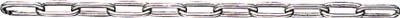 【水本】ステンレスチェーン  30m 5B【TN】【TC】【チェーン・鍵】