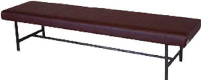 【取寄】[ミズノ]ミズノ ロビーチェア 背無シ ブラウン MC1228[オフィス住設用品 オフィス家具 ロビーチェア (株)ミズノ]【TC】【TN】