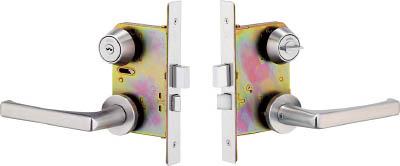 [MIWA]MIWA 木製ドア用レバーハンドル錠 TRWLA501[生産加工用品 建築金物・工場用間仕切り 鍵 美和ロック(株)]【TC】【TN】