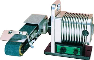 【モリトク】卓上ミニベルダー(無段変速型) MR-40S【TN】【TC】【卓上ベルト研磨機/卓上グラインダ/電動機械/森本工業所】