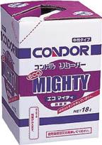 【コンドル】(剥離剤)リムーバー エコマイティ 18L CH37718LXMB【TN】【TC】【床用洗剤・ワックス】