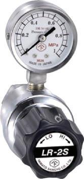 [ヤマト]分析機用ライン圧力調整器 LR-2B L5タイプ LR2BRL5TRC[工事用品 溶接用品 家具金物 ヤマト産業(株)]【TC】【TN】