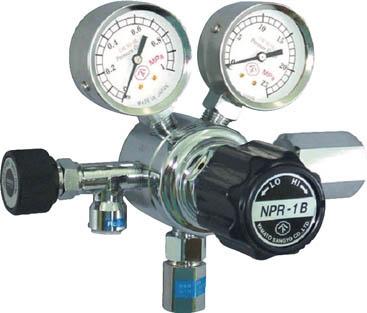 [ヤマト]分析機用圧力調整器 NPR-1B NPR1BTRC11[工事用品 溶接用品 家具金物 ヤマト産業(株)]【TC】【TN】