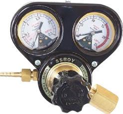 [ヤマト]酸素用圧力調整器 SSボーイ(関東式) SSBOYOXE[工事用品 溶接用品 家具金物 ヤマト産業(株)]【TC】【TN】