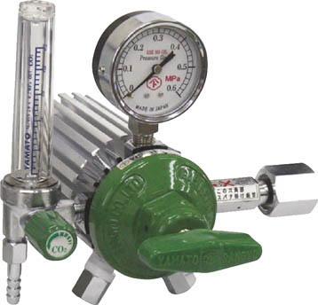 [ヤマト]フィン付圧力調整器 YC-1F YC1F[工事用品 溶接用品 家具金物 ヤマト産業(株)]【TC】【TN】