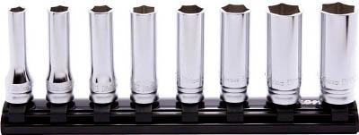 [コーケン]コーケン Z-EAL6角ディープソケットレールセット 8ヶ組 RS3300MZ8[作業用品 作業灯・照明用品 装置照明 (株)山下工業研究所]【TC】【TN】
