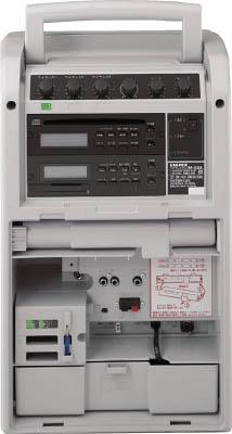 【取寄】[ユニペックス]ユニペックス 300MHz帯ワイヤレスアンプ シングル SD・CD付 WA361DA[環境安全用品 安全用品・標識 トランシーバー ユニペックス(株)]【TC】【TN】