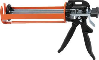 [ユニカ]ユニカ レジンA インジェクションガン410(GE410用)RA-GUN410 RAGUN410[生産加工用品 ファスニングツール 接着系アンカー ユニカ(株)]【TC】【TN】