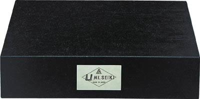 【取寄】[ユニ]ユニ 石定盤(0級仕上)250x250x70mm U02525[生産加工用品 測定工具 定盤 (株)ユニセイキ]【TC】【TN】
