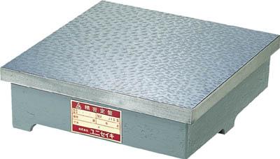 【取寄】[ユニ]ユニ 精密検査用定盤(JIS型) 0級 200x300mm UKJ02030[生産加工用品 測定工具 定盤 (株)ユニセイキ]【TC】【TN】