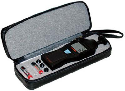 [ライン精機]ライン精機 レーザー式ハンドタコメーター TM7000K[生産加工用品 計測機器 振動計・回転計 ライン精機(株)]【TC】【TN】