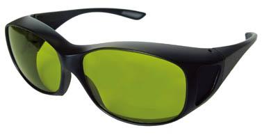 【リケン】リケン レーザー保護メガネCO2レーザー RSX4CO2【保護具/防じんメガネ/保護眼鏡】【TC】【TN】