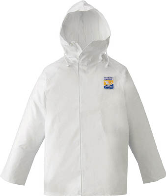 [ロゴス]ロゴス マリンエクセル パーカー ホワイト L 12030612[環境安全用品 保護具 作業服 (株)ロゴスコーポレーション]【TC】【TN】