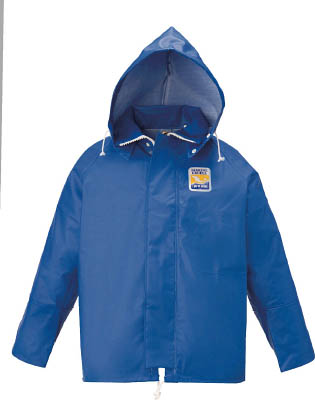 [ロゴス]ロゴス マリンエクセル ジャンパー ブルー M 12020153[環境安全用品 保護具 作業服 (株)ロゴスコーポレーション]【TC】【TN】