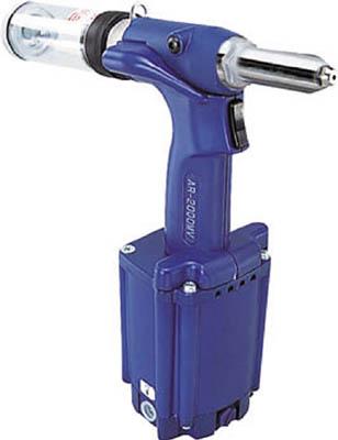 【エビ】リベッター吸引排出装置付 AR2000MV AR2000MV【TN】【TC】【ロブテックス/エアリベッター/エアーリベッター(軽量タイプ)】