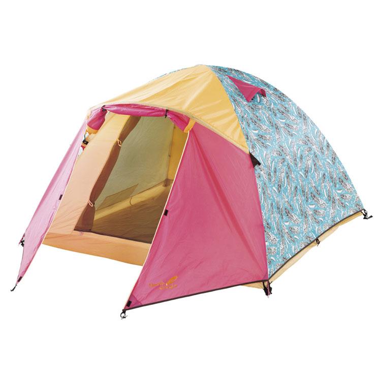 【送料無料】【ドームテント 2~3人用】ノースイーグル フロンティアドーム フェザーライト200【キャンプ レジャー アウトドア キャンプテント 3人】 NE203【TC】 キャンプ用品