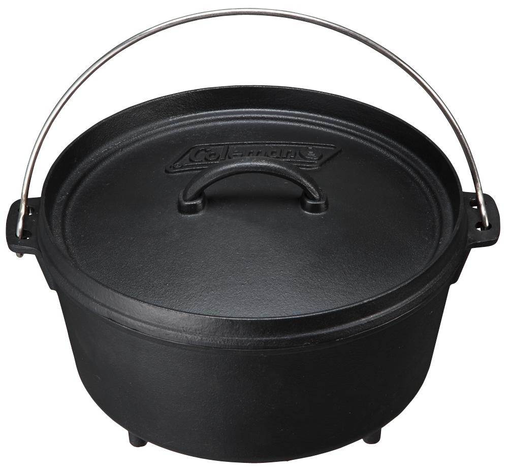 Coleman(コールマン)ダッチオーブンSF(12インチ) 170-9391[鍋 アウトドア アウトドア料理 BBQ バーベキュー 調理 キャンプ 調理器具]【TC】【NW】