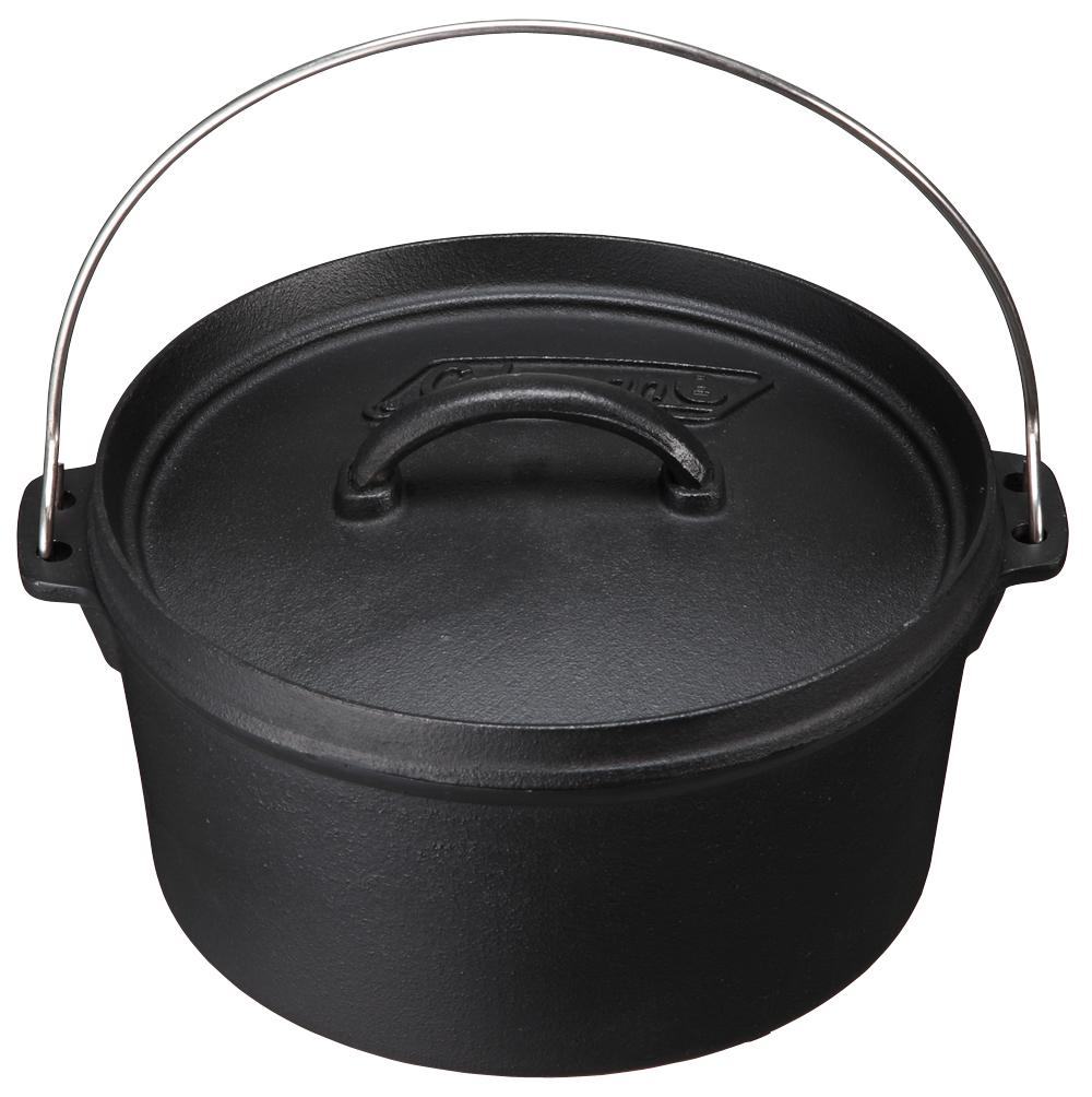 Coleman(コールマン)ダッチオーブンSF(10インチ) 170-9392[鍋 アウトドア アウトドア料理 BBQ バーベキュー 調理 キャンプ 調理器具]【TC】【NW】