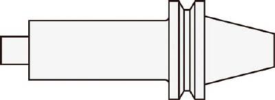【日立ツール】日立ツール アーバ BT50-31.75-260-80 BT5031.7526080[日立ツール ホルダー生産加工用品ツーリング・治工具ツーリング工具]【TN】【TC】