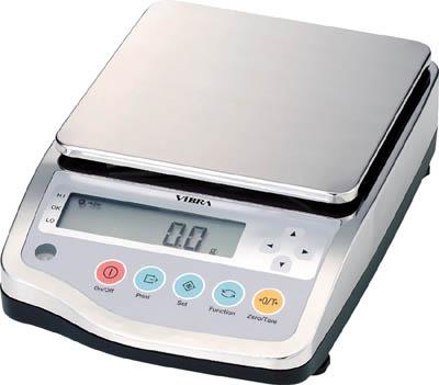 【ViBRA】ViBRA 高精度電子天びん(防水・防塵型)15kg CJ15K[ViBRA 秤生産加工用品計測機器はかり]【TN】【TC】