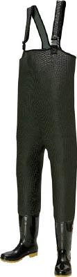 【ハンシン】ハンシン CF-483 胴付長靴 先芯入り 25.5cm CF48325.5[ハンシン 保護具環境安全用品安全靴・作業靴胴付長靴]【TN】【TC】