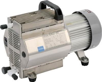 【取寄】【ULVAC】ULVAC ダイアフラム型ドライ真空ポンプ DAU20[ULVAC ポンプ工事用品ポンプ真空ポンプ]【TN】【TC】