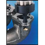 【イスカル】イスカル カムドリル用ホルダー DCM09502812A3D[イスカル ホルダーX切削工具旋削・フライス加工工具ホルダー]【TN】【TC】