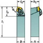 【サンドビック】サンドビック コロターンRC ネガチップ用シャンクバイト DSBNR3232P19[サンドビック ホルダー切削工具旋削・フライス加工工具ホルダー]【TN】【TC】