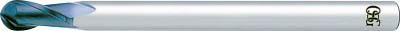 【OSG】OSG 超硬エンドミル DIAEBDR6X12[OSG エンドミル切削工具旋削・フライス加工工具超硬ボールエンドミル]【TN】【TC】