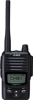 【アルインコ】アルインコ デジタル登録局無線機5W(AMBE)大容量バッテリーセット DJDPS50B[アルインコ 無線環境安全用品安全用品トランシーバー]【TN】【TC】