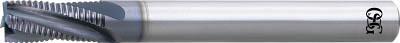 【OSG】OSG DIAコート ラフィングルーター DIA-REC DIAREC8[OSG 超硬エンドミルA切削工具旋削・フライス加工工具超硬スクエアエンドミル]【TN】【TC】